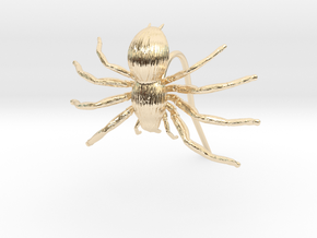 Spider Earring in 14k Gold Plated
