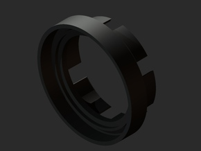 55mm Snap On Sony Adapter in Black Strong & Flexible