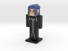 #07 - Saix (Weaponless) in Full Color Sandstone