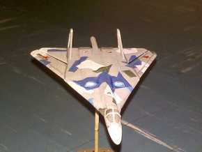 1/300 Russian PAK DA Bomber in White Strong & Flexible