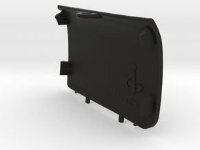 Rear-Left Saab Jack Point Cover in Black Strong & Flexible