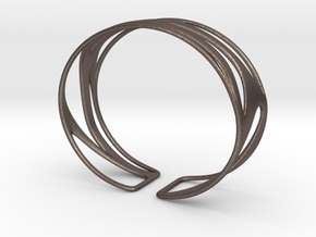 Inspired Curves (size XS) in Stainless Steel