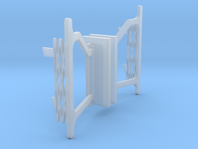 HO R40 Subway End Gates 02 in Frosted Ultra Detail