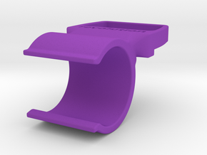 Fizik ICS / Niteflux Red Zone Adapter in Purple Strong & Flexible Polished