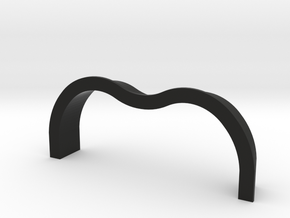TK&A Grommet Curved Flange in Black Strong & Flexible