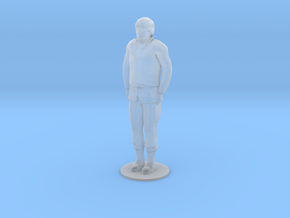 Male Soldier Standing (1/48) in Frosted Ultra Detail