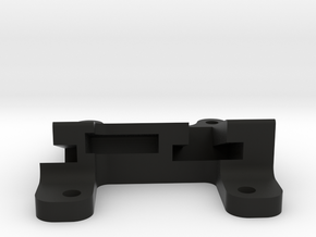 QAV 20° GoPro Mount for Modular Mounting System in Black Strong & Flexible