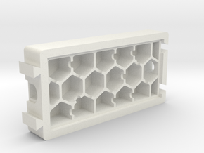 HoneyComb Module in White Strong & Flexible