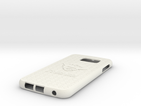 McCree Galaxy S6 in White Strong & Flexible