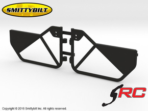 CJ10002 Smittybilt SRC Tube Doors China 2dr in Black Strong & Flexible