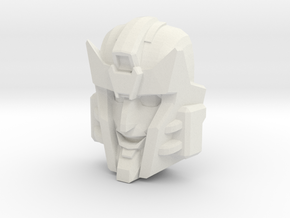 Pharma Faceplate (Titans Return Compatible) in White Strong & Flexible