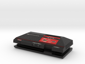 1:6 Sega Master System in Full Color Sandstone