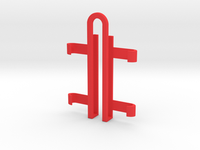 Pokeball Aimer - for iPhone 6 in Red Strong & Flexible Polished