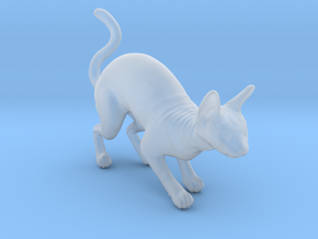 1/22 Sphynx Standing in Frosted Ultra Detail