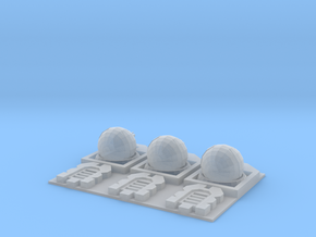 ALLG Spine Turrets3 in Frosted Ultra Detail