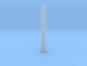 MOF FlagPole Test - 72:1 Scale in Frosted Ultra Detail