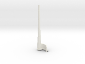 The Spire in White Strong & Flexible