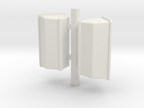2 fertilizer boxes 1/64 in White Strong & Flexible