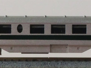 NZ120 Standard Railcar (1938) in Frosted Ultra Detail