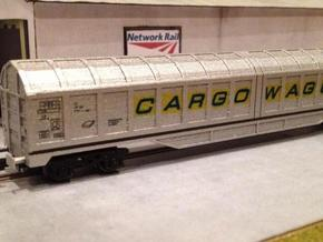 N Gauge IWA Wagon in Frosted Ultra Detail
