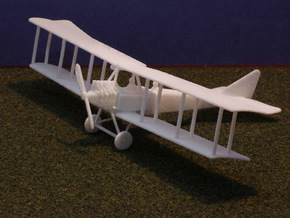 1/144 Albatros B.I (Benz Bz.III) in White Strong & Flexible
