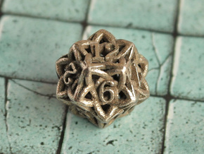 Celtic D12 in Stainless Steel