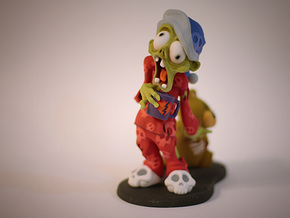 sleepy zombie in Full Color Sandstone