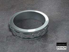 Ring - Contained Organic in Stainless Steel