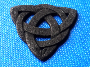 Guitar Pick Celtic Knot (Set of 6) in Black Strong & Flexible