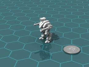 Terran Assault Walker in White Strong & Flexible