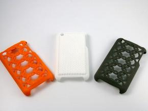iPhone 3G / 3GS cover  in White Strong & Flexible