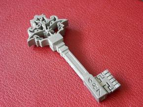 Harry Potter Small Vault Key in Stainless Steel