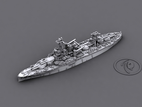 1/1800 US BB34 New York [1942] in White Strong & Flexible