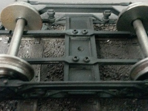Victorian Railways baseplate for 29'6