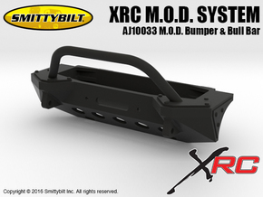 AJ10033 Smittybilt XRC M.O.D. Bumper & Bull Bar in Black Strong & Flexible