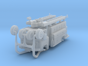 1/87-scale World Fair Pumper in Frosted Ultra Detail