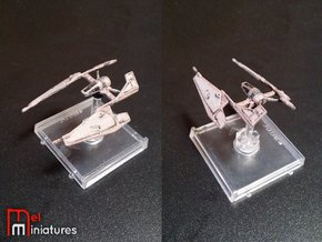 Sith Fighter 1/270 in White Strong & Flexible