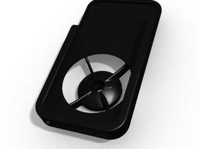 iPhone 4 Top Cap Bicycle Mount in White Strong & Flexible