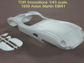 1/43 Aston Martin DBR1 in Frosted Ultra Detail