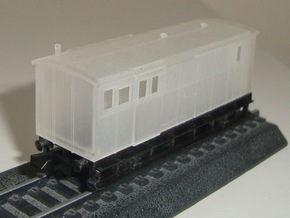 DSB Litra Eh in Frosted Ultra Detail