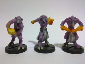 Demon troops. in Full Color Sandstone