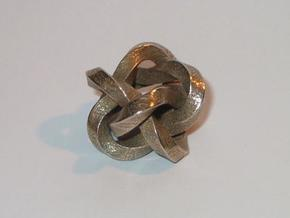 Knot 3 in White Strong & Flexible
