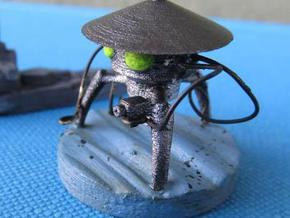 Martian tripod without tentacles in White Strong & Flexible