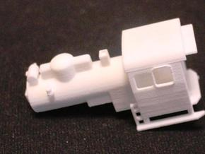 PX48 Boiler and Cab: Scale HOe  in White Strong & Flexible