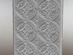 "iPhone Bumper with Portuguese Tiles - ""Azulejos Po in Frosted Ultra Detail"