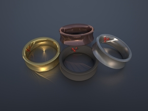 O - Ring - Size 5.5 in Stainless Steel