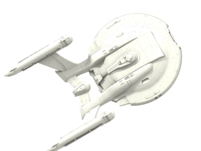 NX Class in White Strong & Flexible