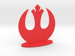 Rebel Marker in Red Strong & Flexible Polished