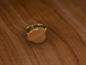 Pikabu Classical Ring 14k gold 7size in 14K Gold