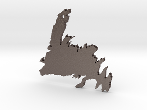 Newfoundland in Stainless Steel